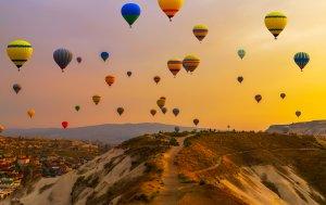 Bild von dem Produkt Ballonfahrt