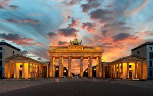 Bild von dem Produkt Brandenburger Tor Berlin