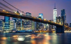 Bild von dem Produkt Brooklyn Bridge New York