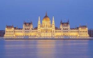 Bild von dem Produkt Budapest Parlament