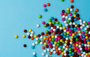 Bild von dem Produkt Bunte Pillchen
