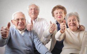 Bild von dem Produkt Coole Rentner Gang