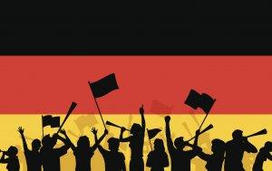 Bild von dem Produkt Deutsche Fußball-Fans