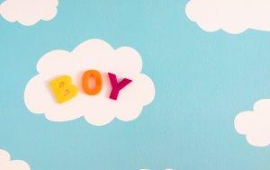 Bild von dem Produkt Geburt Boy
