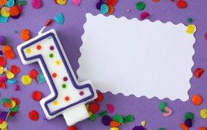 Bild von dem Produkt Geburtstag der Erste