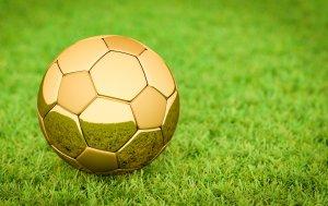 Bild von dem Produkt Goldener Ball