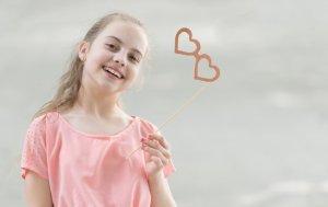Bild von dem Produkt Herzchen Mädchen