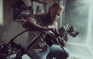 Bild von dem Produkt Motorrad Reparatur