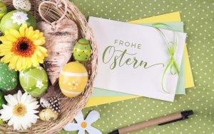 Bild von dem Produkt Osterkörbchen