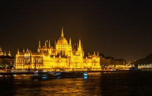 Bild von dem Produkt Parlamentsgebäude Budapest