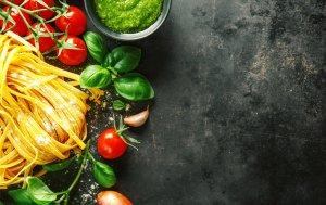 Bild von dem Produkt Pasta-Zutaten
