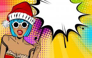 Bild von dem Produkt Pop-Art Xmas