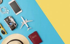 Bild von dem Produkt Reiseunterlagen