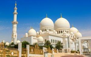 Bild von dem Produkt Sheikh Zayed in Abu Dhabi