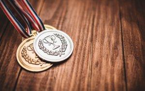 Bild von dem Produkt Siegermedaille