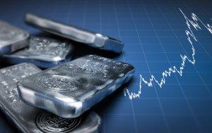 Bild von dem Produkt Silberpreisentwicklung
