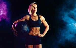 Bild von dem Produkt Sports-Lady