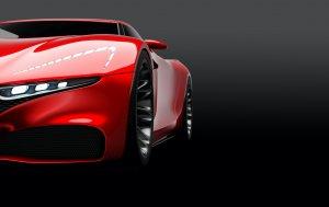 Bild von dem Produkt Sportwagen