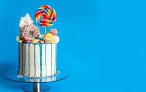Bild von dem Produkt Sweets Blau
