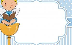 Bild von dem Produkt Taufe Junge