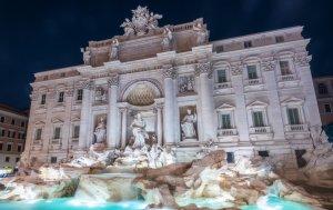 Bild von dem Produkt Trevi-Brunnen Rom