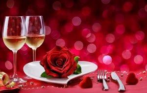 Bild von dem Produkt Valentinstagsgedeck