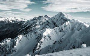 Bild von dem Produkt Verschneite Berge
