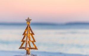 Bild von dem Produkt Weihnachten am Strand