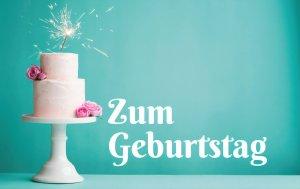 Bild von dem Produkt Zum Geburtstag