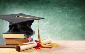 Bild von dem Produkt Zum Hochschulabschluss